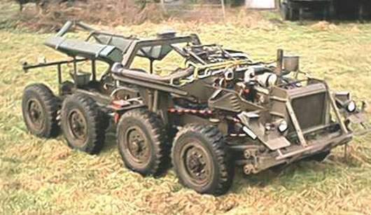 С бронетранспортеров, доставленных на оккупированный Донбасс, украли вооружение, - разведка - Цензор.НЕТ 7390